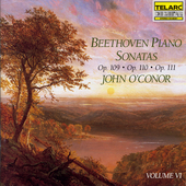 Beethoven: Piano Sonatas Vol VI / John O'Conor