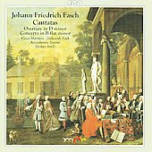 J.F. Fasch: Cantatas / Ad-El, Mertens, York, et al