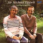 Tippett: The Four Piano Sonatas / Paul Crossley