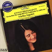J.S. Bach: Toccata, Partita, English Suite / Martha Argerich