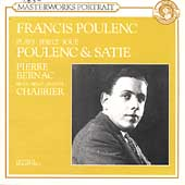 Francis Poulenc Plays Poulenc and Satie