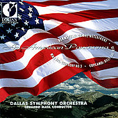 An American Panorama - Bernstein, Harris, Copland / Mata