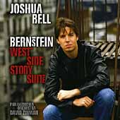 Bernstein: West Side Story Suite / Bell, Zinman, et al