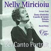 Bel Canto Portrait / Nelly Miricioiu