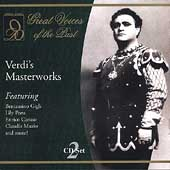 Great Voices of the Past - Verdi's Masterworks Vol 1