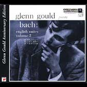 Glenn Gould Anniversary Edition - Bach: English Suites Vol 2