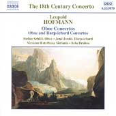 18th Century Concerto - Hofmann: Oboe Concertos / Drahos