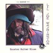Little Joe Washington: Houston Guitar Blues