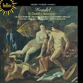 Handel: Il Duello Amoroso / Darlow, London Handel Orchestra
