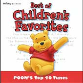 Disney: Best of Children's Favorites: Pooh's Top 40