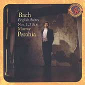 Expanded Edition - Bach: English Suites no 1, 3, 6 / Perahia