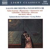 Light Classics -Salon Orchestra Favourites Vol 3 / Huber