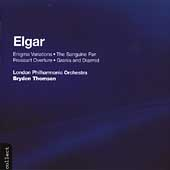 Elgar: Enigma Variations, etc / Thompson, et al
