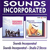 Sounds Incorporated: Sounds Incorporated/Studio Two Stereo *