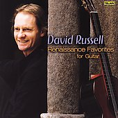 Renaissance Favorites for Guitar / David Russell