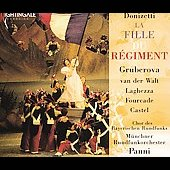 Donizetti: La Fille du Regiment / Gruberova, van der Walt, Laghezza, Fourcade