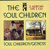 The Soul Children: Soul Children/Genesis (2 On 1)