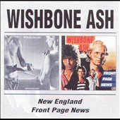 Wishbone Ash: New England/Front Page News