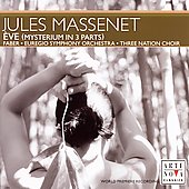 Massenet: Eve - Mysterium / Faber, Geb, Euregio SO, et al