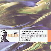 Nielsen: Violin Concerto, etc / Stewart, Bostock, et al