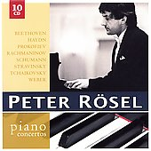 Piano Concertos - Beethoven, Haydn, etc / R&#246;sel, et al