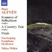 Alfvén: Synnöve of Solbakken (Suite), etc / Willén, et al