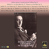 Chopin: Polonais-Fantaisie, etc / Horowitz