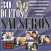 Various Artists: 30 Duetos Salseros