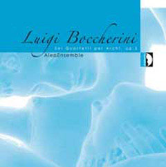 Boccherini: String Quartets Op 2 / Alea Ensemble