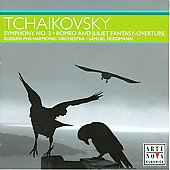 Tchaikovsky: Symphony no 2, Romeo & Juliet Overture / Friedmann, Russian PO