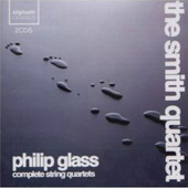 Glass: Complete String Quartets / The Smith Quartet