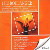Boulanger: Psalms, etc / Stringer, de Beaufort, et al