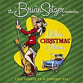 Brian Setzer: The Ultimate Christmas Collection [CD/DVD]