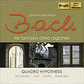 Bach - La Fantasia Della Ragione / Quadro Hypothesis