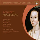 Brilliant Opera Collection - Donizetti: Anna Bolena / Rudel, Sills, Plishka, et al