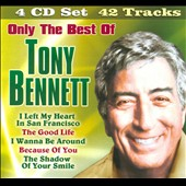 Tony Bennett (Vocals): Only the Best of Tony Bennett
