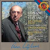 Copland conducts Copland- Appalachian Spring, etc