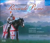 Handel: Riccardo Primo