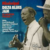Various Artists: Mississippi Delta Blues Jam in Memphis, Vol. 1