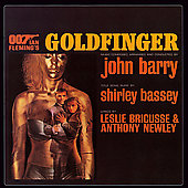 John Barry (Conductor/Composer): Goldfinger [Original Soundtrack] [Bonus Tracks]