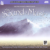 Karaoke: The Sound of Music [Accompaniment Disc]