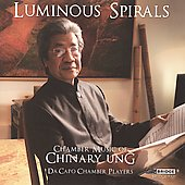 Chinary Ung: Luminous Spirals