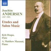Etudes & Salon Music