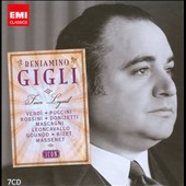 Icon: Beniamino Gigli (7 CDs)