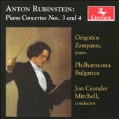 Anton Rubinstein: Piano Concertos Nos. 3 and 4