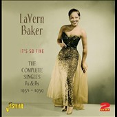 LaVern Baker: It's So Fine: Complete Singles A's & B's 1953-59