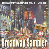 Karaoke: Karaoke: Broadway Sampler, Vol. 3