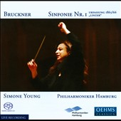 Bruckner: Symphony no 1 (1865/66) / Simone Young
