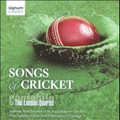 Songs of Cricket / The London Quartet