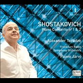 Shostakovich: Piano Concerto No. 1 & 2